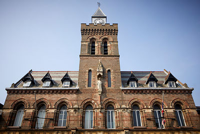Congleton  Town hall