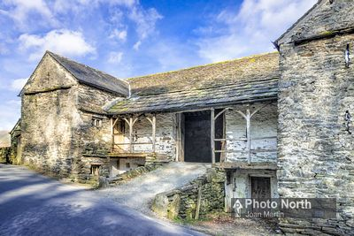 TROUTBECK 32A - Townend Barn