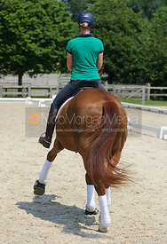 Leg Yield - Laura Tomlinson at home for Your Horse