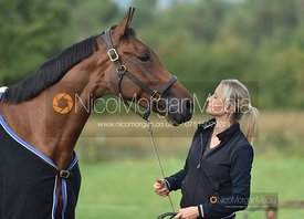 Nicola Barry for British Showjumping