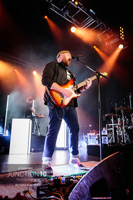 Tom Walker in concert at the O2 Academy, Birmingham, United Kingdom - 14 Nov 2019