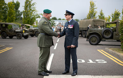 D-Day 75th at Harwell Campus