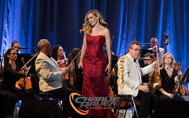 Katherine Jenkins live in Bournemouth