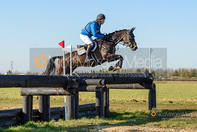 Ludwig Svennerstal and BALHAM MIST. Oasby (1) Horse Trials 2020