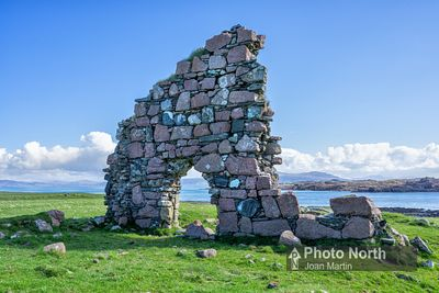IONA 16A - Ruins of Bishop's House