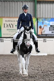 Stapleford Abbotts. United Kingdom. 31 August 2020. Unaffiliated dressage. MANDATORY Credit Garry Bowden/Sport in Pictures - ...