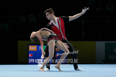WCH Mixed Pair Qualification Germany - Dynamic