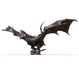 27-CG-creature-ultimate-dragon-wyvern-neostock