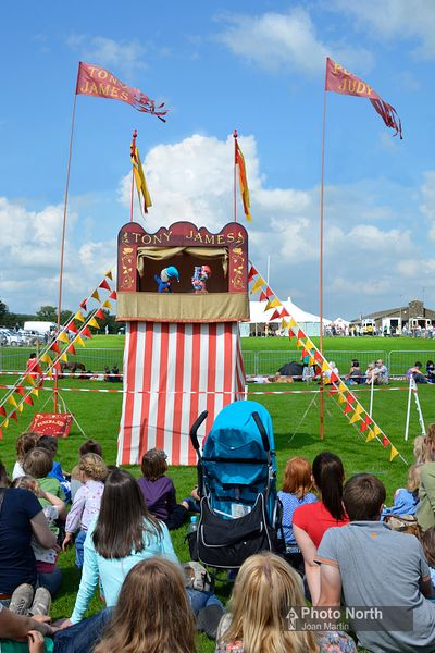 PUPPETRY 01A - Punch and Judy Show