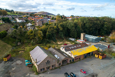 Ad gefrin whisky distillery