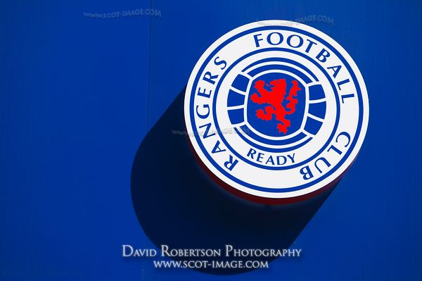 Image - Rangers Football Club, Glasgow, Scotland.