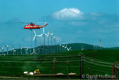 Wind Farm Altamont USA 2