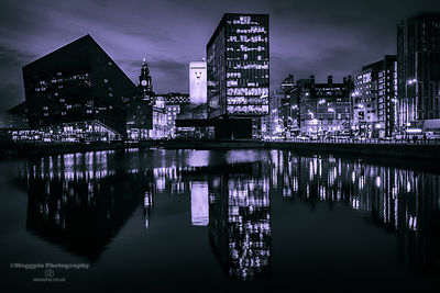 Liverpool Waterfront & Cityscape