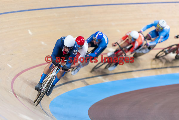 Men's Scratch race - HEGYVARY Adrian (USA)