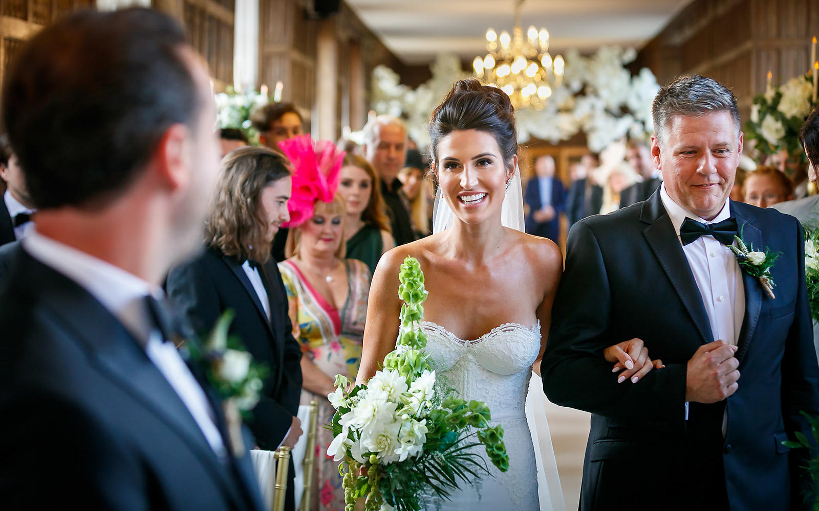 Wedding at Gosfield Hall, Gosfield, Essex, UK