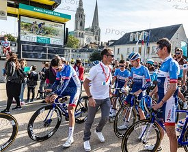Thomas Voeckler - Paris-Tours 2019