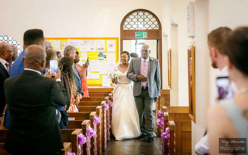 Wedding at the Abbey Hotel, Redditch, Worcestershire, UK