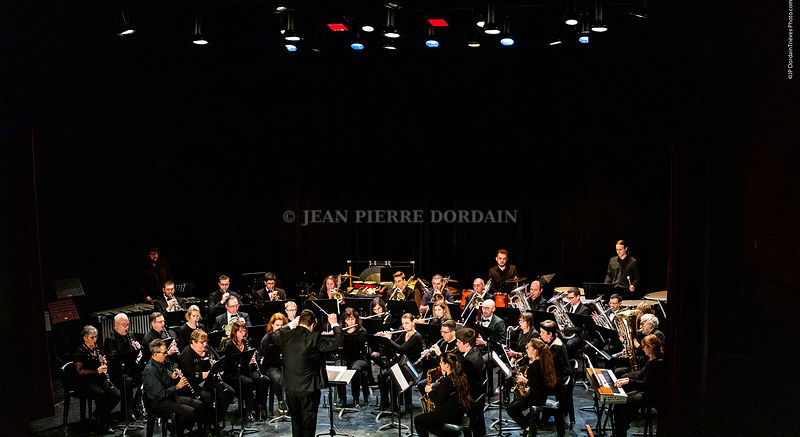 Concert de nouvel an 2020 Harmonie Muroise et Brass Band Accord
