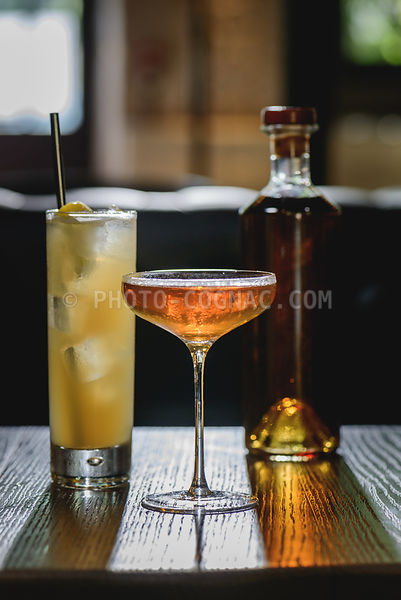 Cocktail au cognac