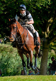 jeanett Brakewell and Chill Our Bob at Burghley Horse Trials 2009 - Land Rover Burghley Horse Trials 2009