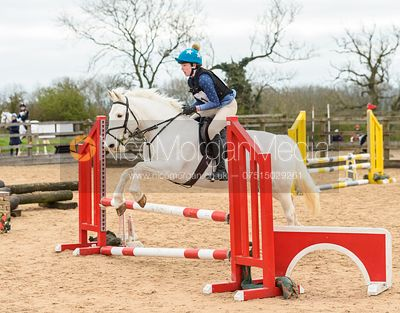 Cottesmore Pony Club Arena Eventing