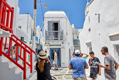Mykonos Happiness