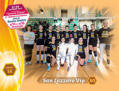 28 dicembre 2019. Foto: per VolleyFoto.it [riferimento file: 2019-12-28/U14-SanLazzaroVipBO]