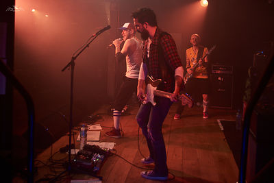 Give It Away - Tribute Red Hot Chili Peppers • The Backstage Montrouge 2020-06-20