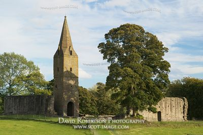 Image - Restenneth Abbey, near Forfar, Angus, Scotland