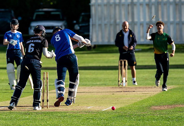2020-08-21 - U19s T20 - Oxted & Limpsfield Grasshoppers v Reigate Rapids