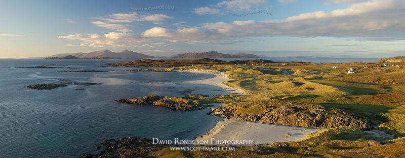 Image - Sanna Bay, Ardnamurchan, Scotland, Panoramic
