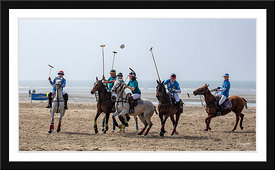 La Photo de la semaine 15/04/2018 : La tradition du Polo en pleine action