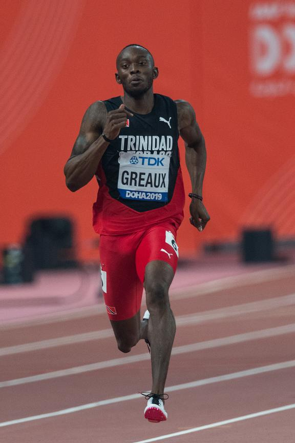 Kyle Greaux (Trinidad And Tobago)