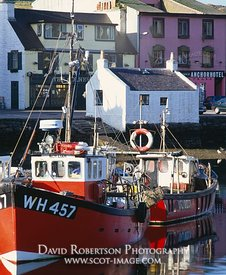Image - Harbour at Tarbert, Argyll and Bute, Scotland