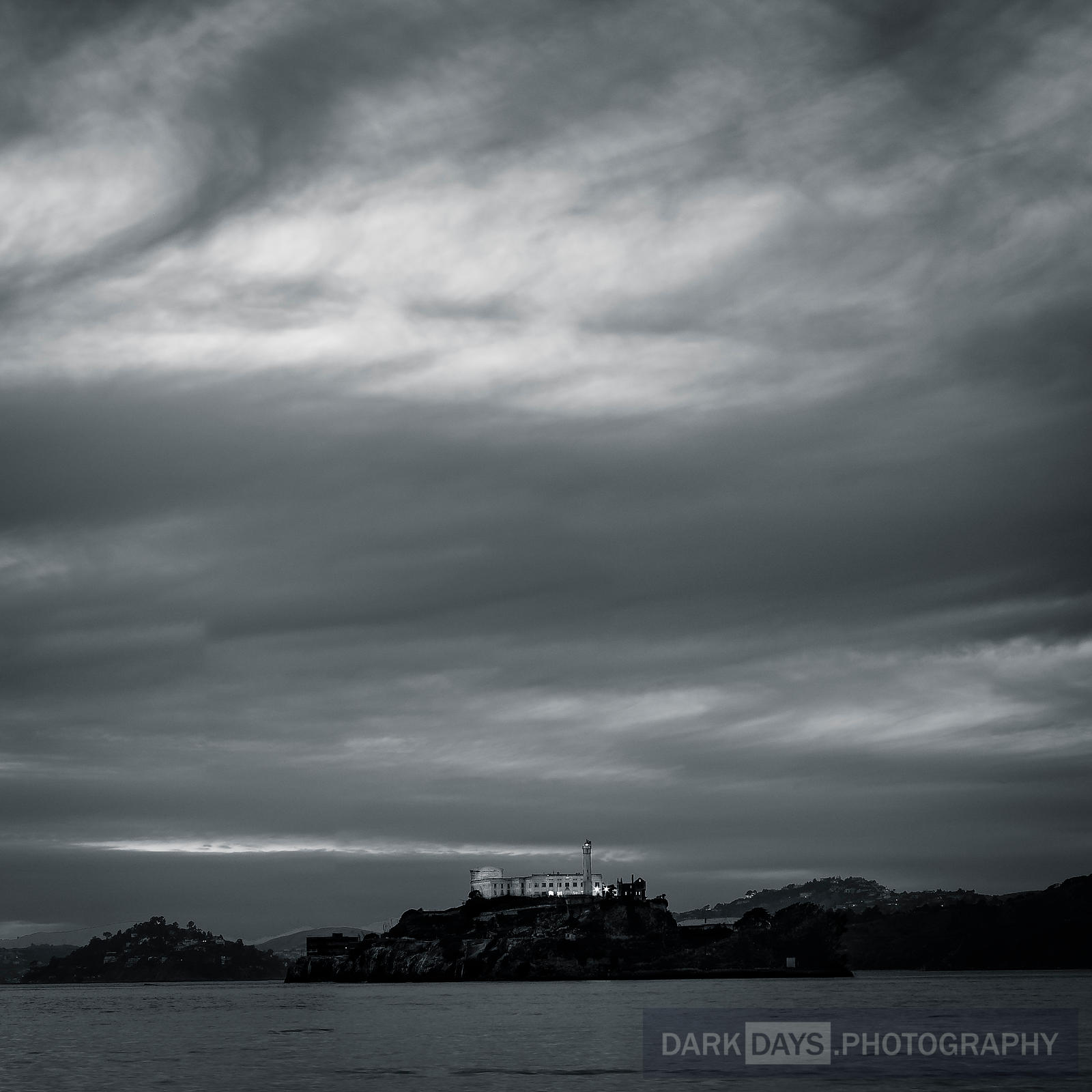 USA - California - San Francisco (Alcatraz - Darkness Falls)
