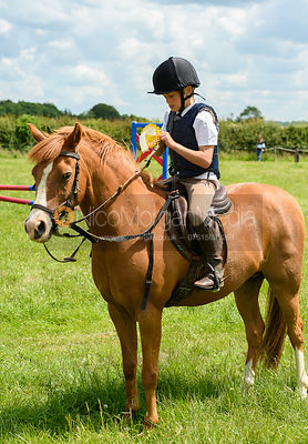 60cm - Cottesmore Pony Club Junior Show