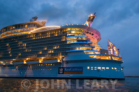 Oasis of the Seas.
