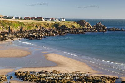 Image - Coldingham Bay, Scottish Borders, Scotland