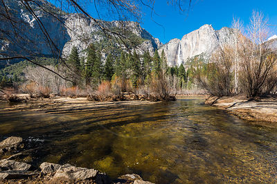 Parc national de Yosemite en Californie,Etats-Unis