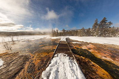 Park national de Yellowstone / Yellowstone national park