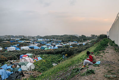 "Calais ""Jungle"" Camp"
