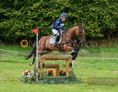 Kate Honey and PICCOLO V - Cornbury House Horse Trials 2020