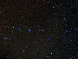Constellation of the Big Dipper
