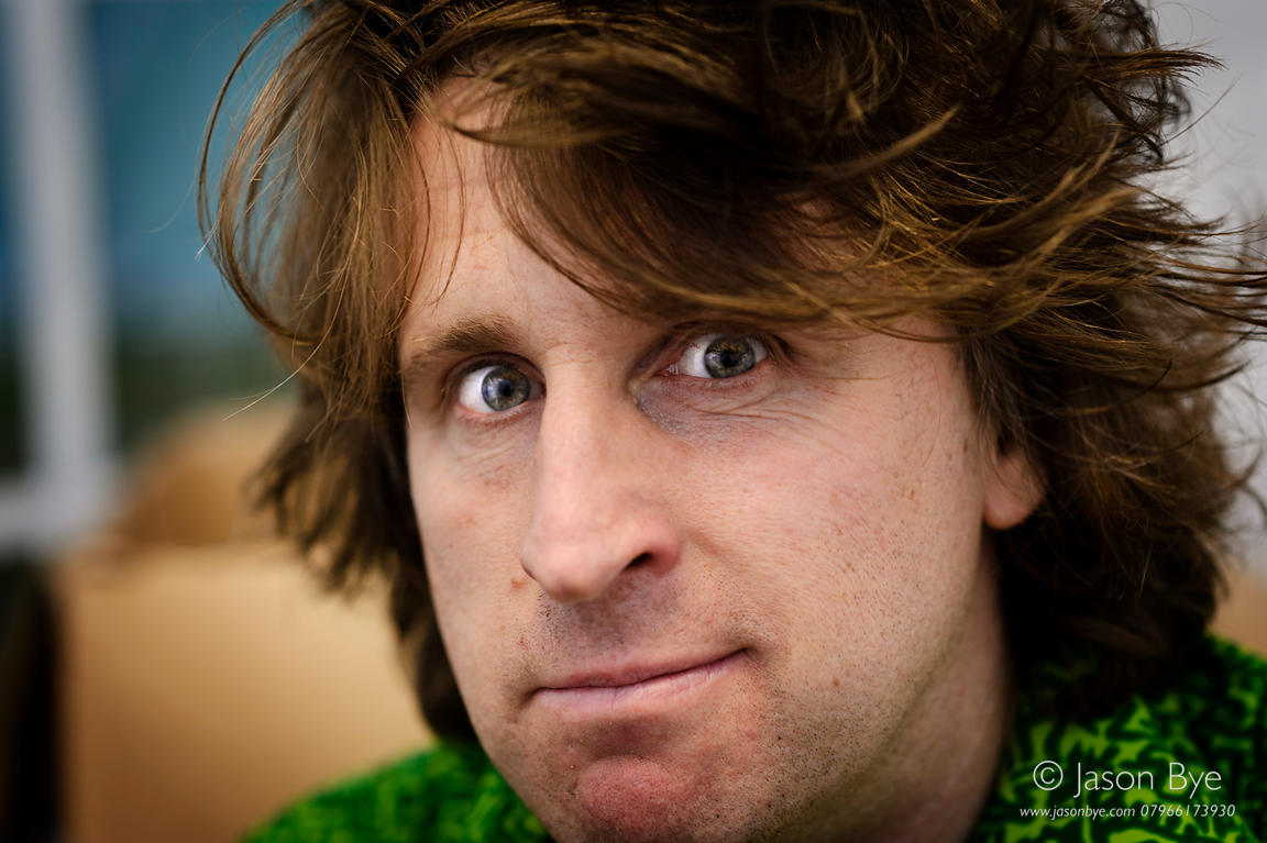 Milton Jones, Norwich, Norfolk, Jason Bye, 16/06/11