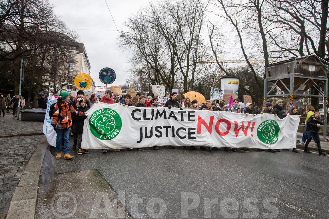 Fridays for Future in München