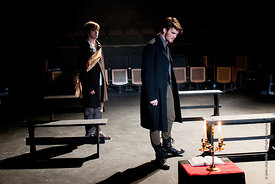#72267,  Dress Rehearsal for Shakespeare's, 'Macbeth', Rose Bruford College, Sidcup, Kent.