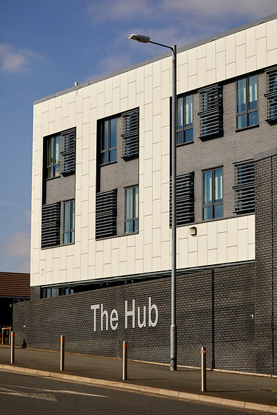 Hattersley Hub, Hyde,