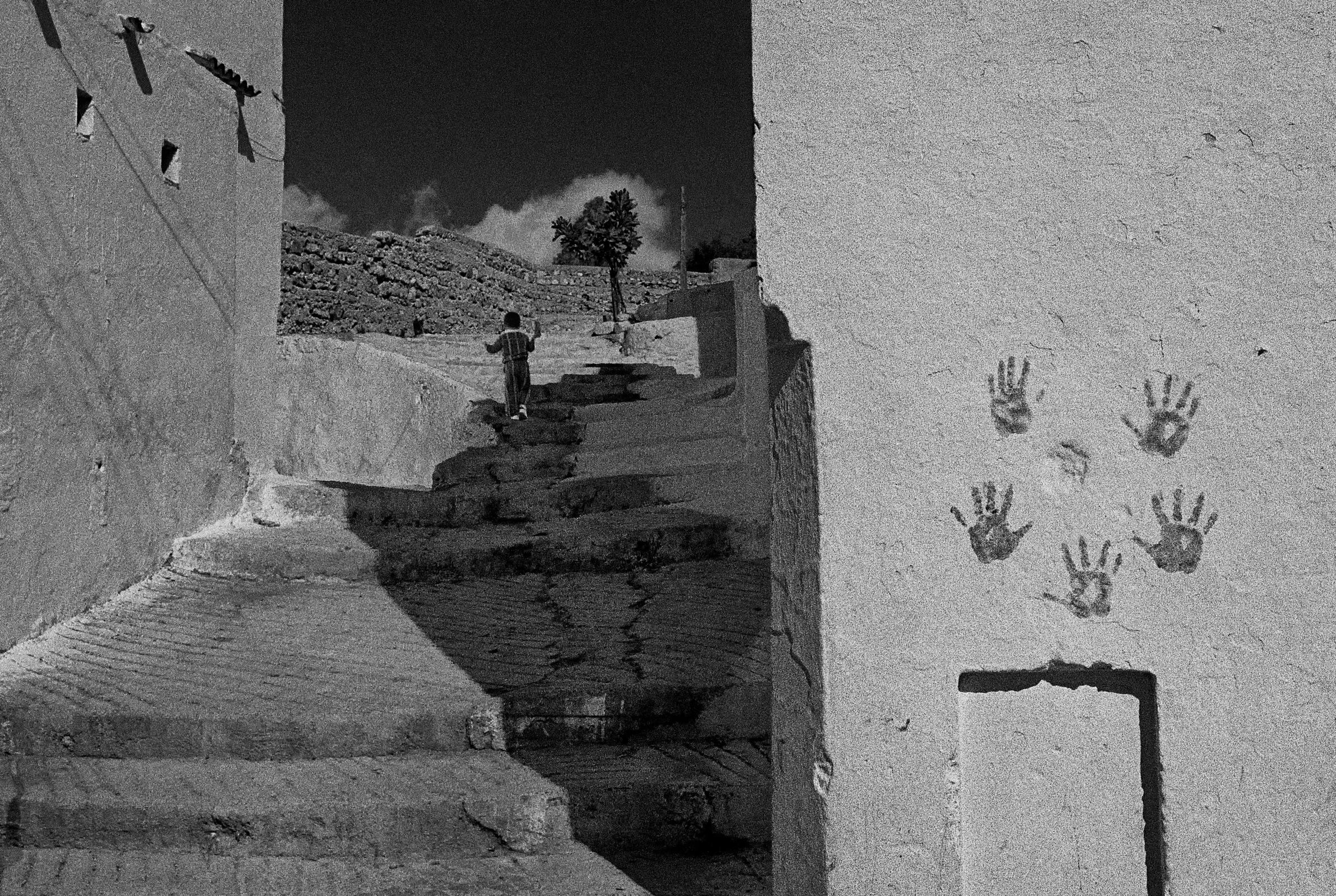 'Hand of Fatima', Chefchaouen Morocco.