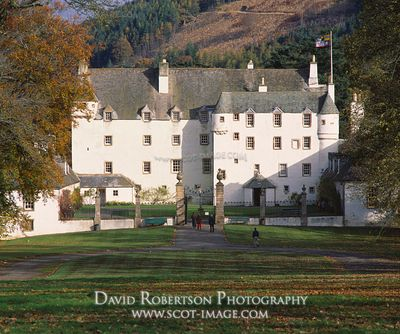 Image - Traquair House, Scottish Borders, Scotland