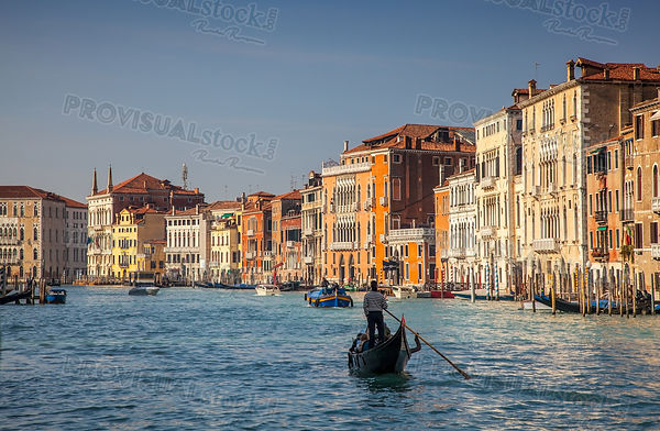 Gondola Cruise on the Grand Canal in Venice